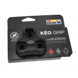 Look Keo Grip Pedalklampe Sort 0 Gr.