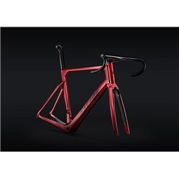 Factor One Crimson Red