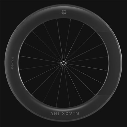 Black Inc Eighty Clincher hjulsæt