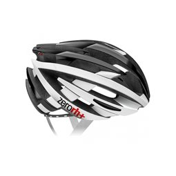 zerorh+ hjelm sort/hvid